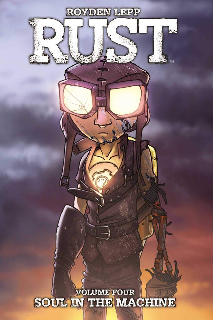 Rust Volume Four: Soul in the Machine