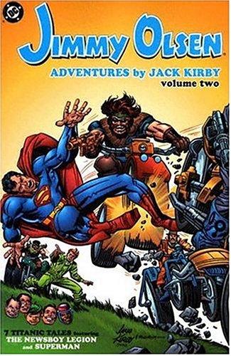 Jimmy Olsen Adventures by Jack Kirby Volume Two