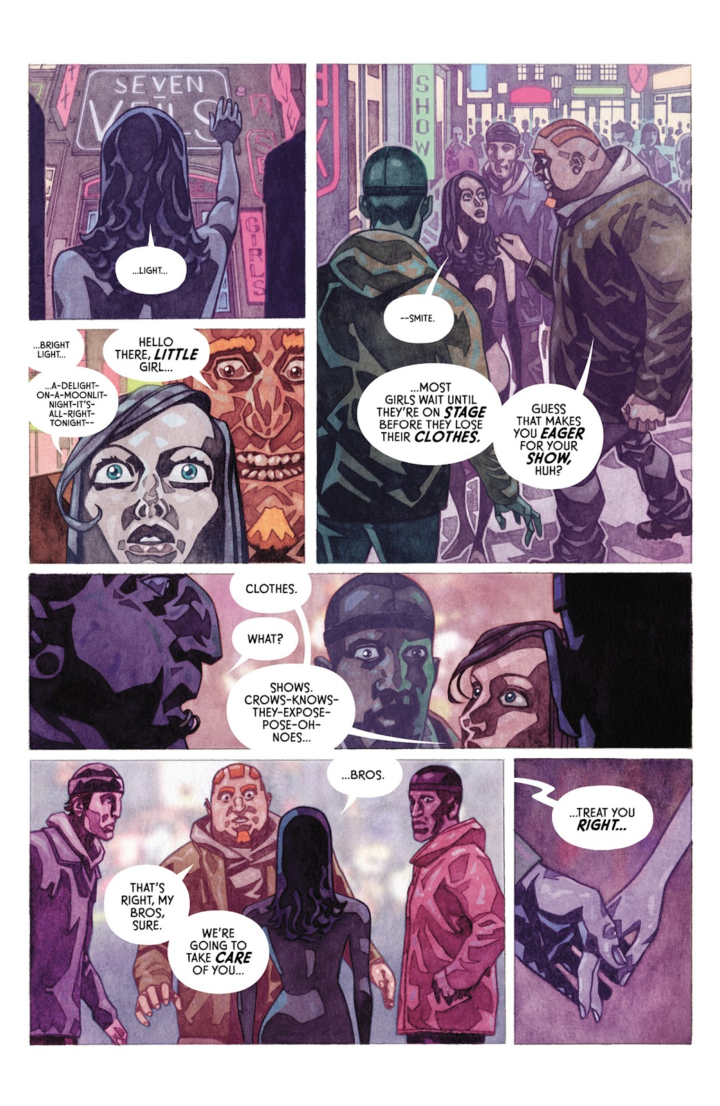 Veil graphic novel review
