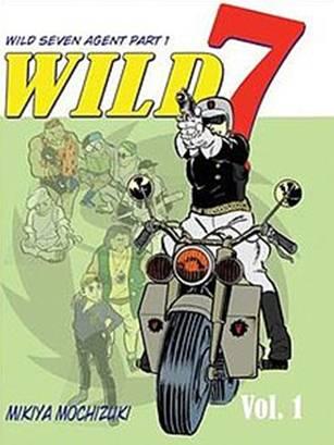 Wild 7 Vol. 1: Seven Wild Men