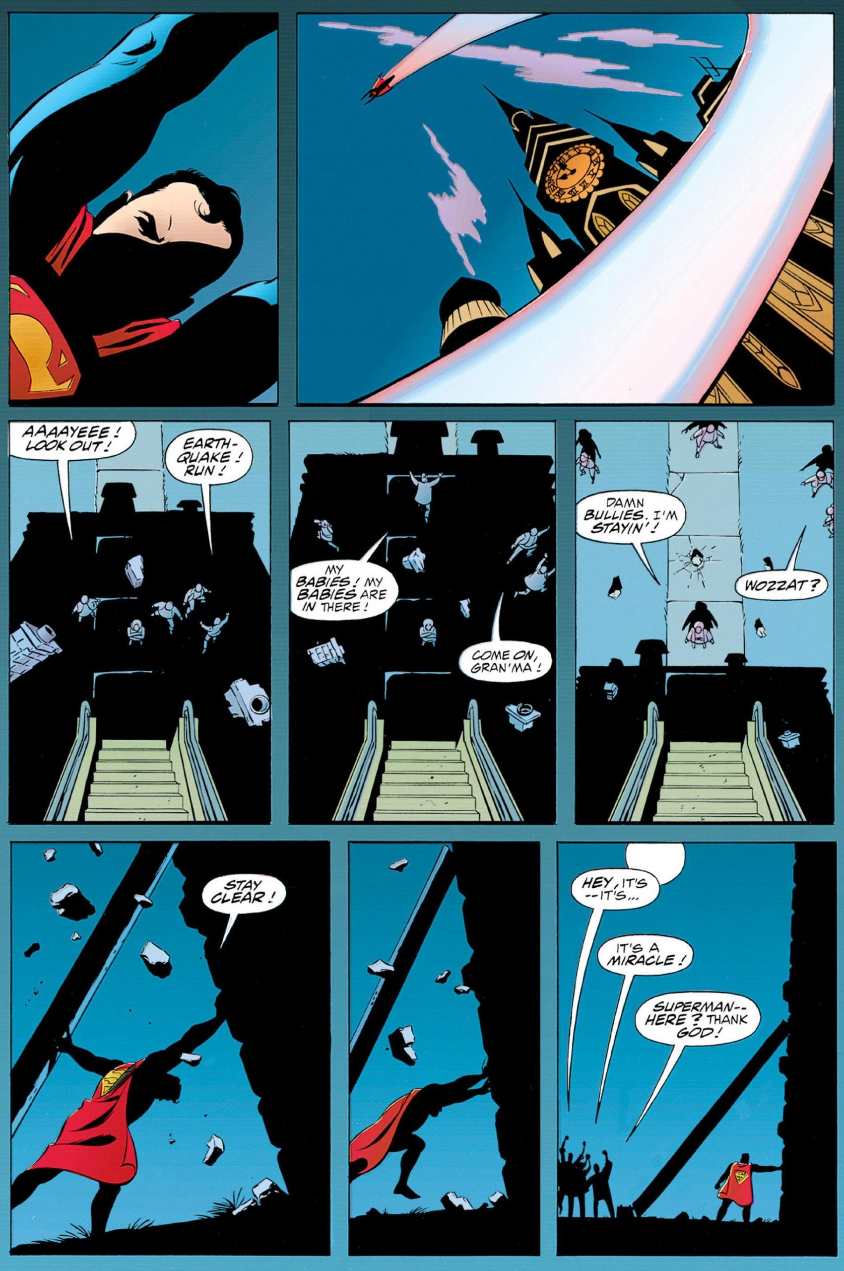 Batman/Superman World's Finest Review