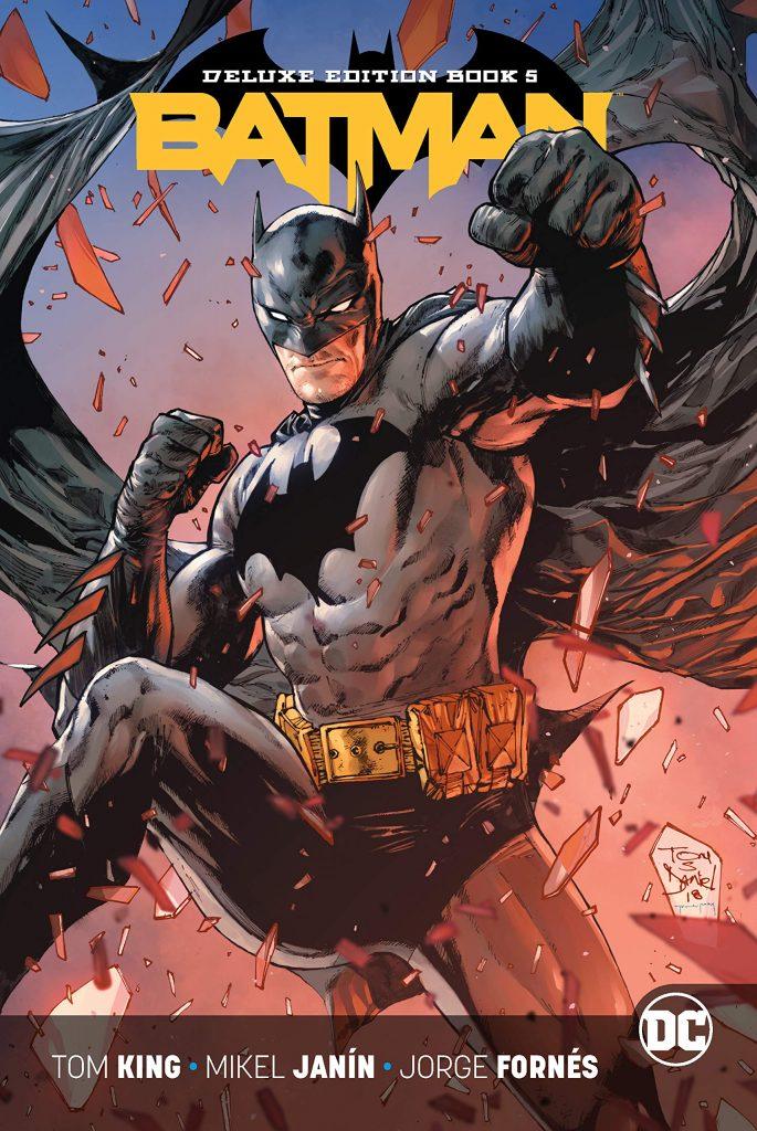Batman Deluxe Edition Book 5