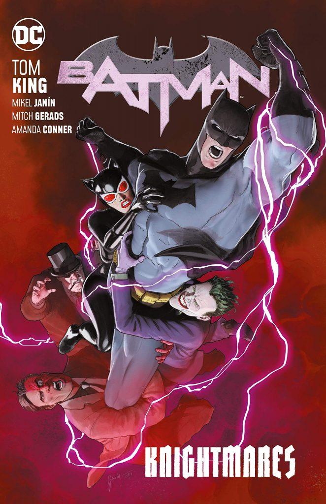 Batman Vol 10: Knightmares