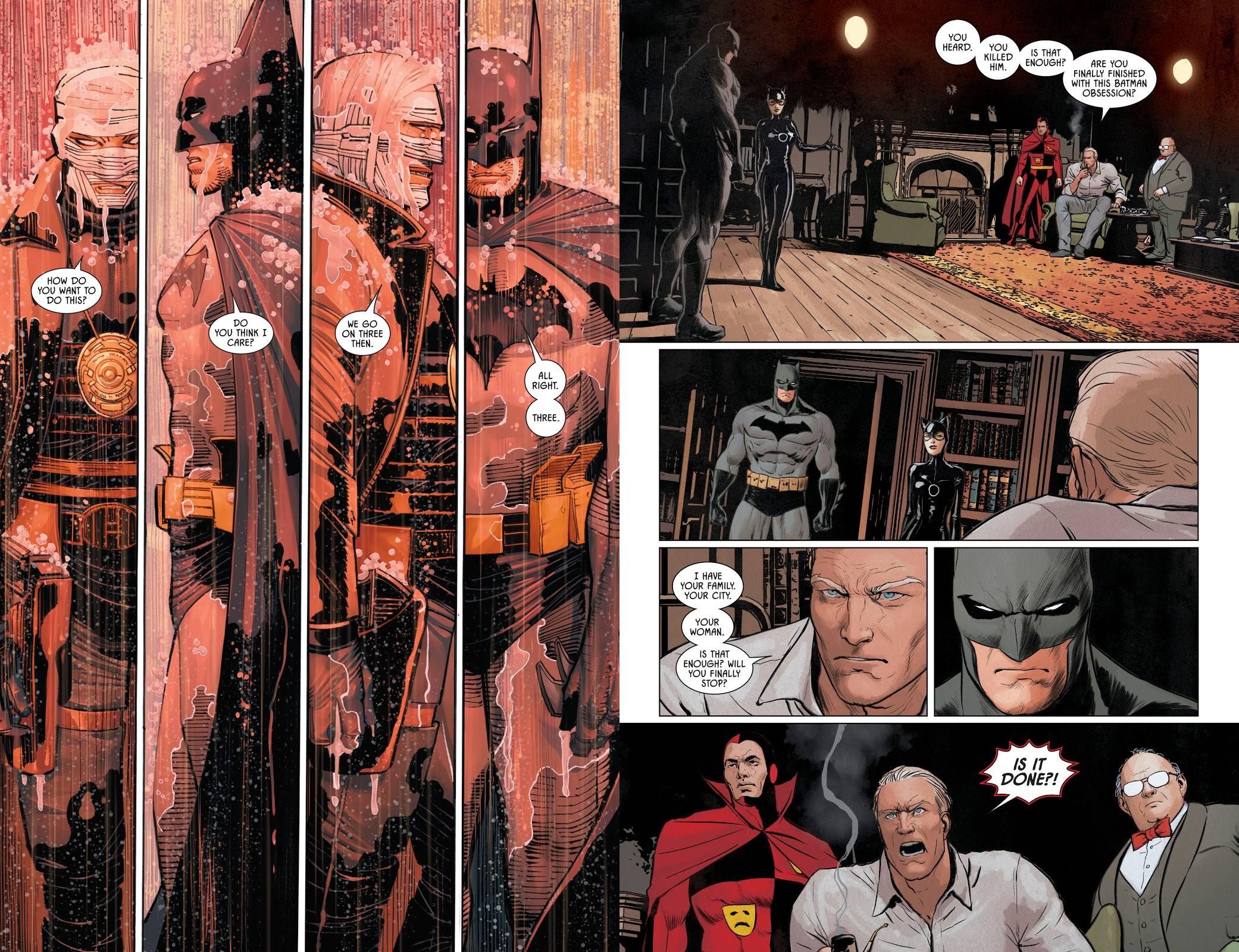 Batman V13 City of Bane review
