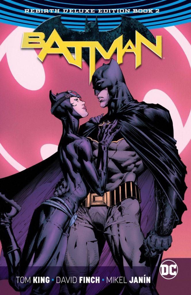 Batman Rebirth Deluxe Edition Book 2