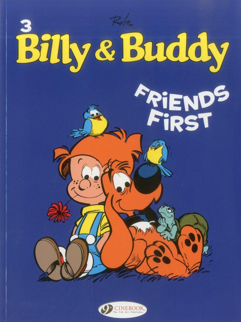 Billy & Buddy 3: Friends First