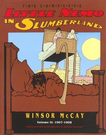 The Complete Little Nemo in Slumberland Volume II: 1907-1908