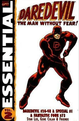 Essential Daredevil Vol. 2