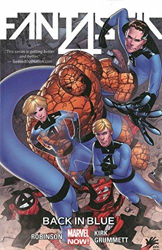 Fantastic 4: Back in Blue