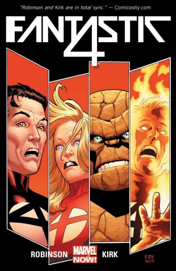 Fantastic 4: Fall of the Fantastic Four