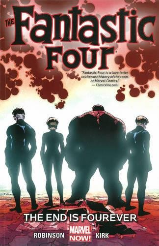 Fantastic Four: The End is Fourever