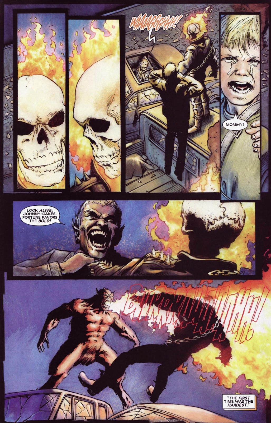 Ghost Rider Revelations review