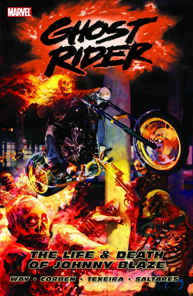 Ghost Rider: The Life and Death of Johnny Blaze