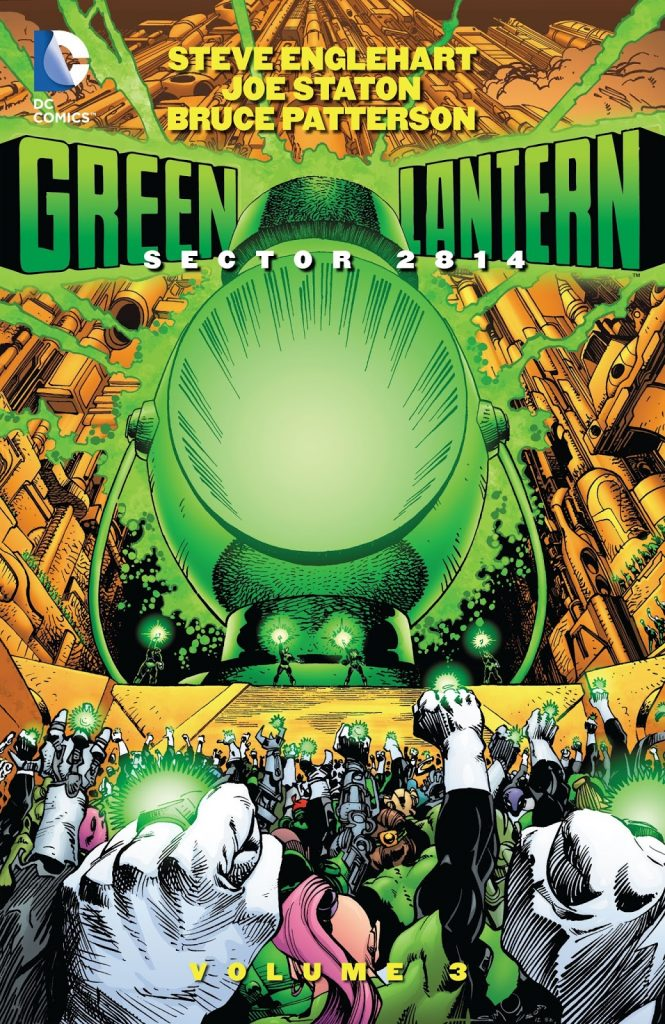 Green Lantern: Sector 2814 Volume 3
