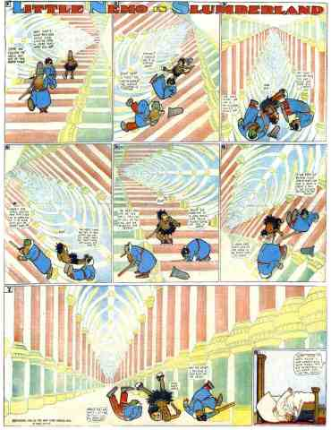 The Complete Little Nemo in Slumberland review