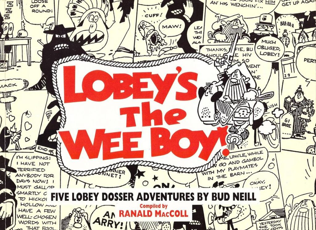 Lobey's the Wee Boy!