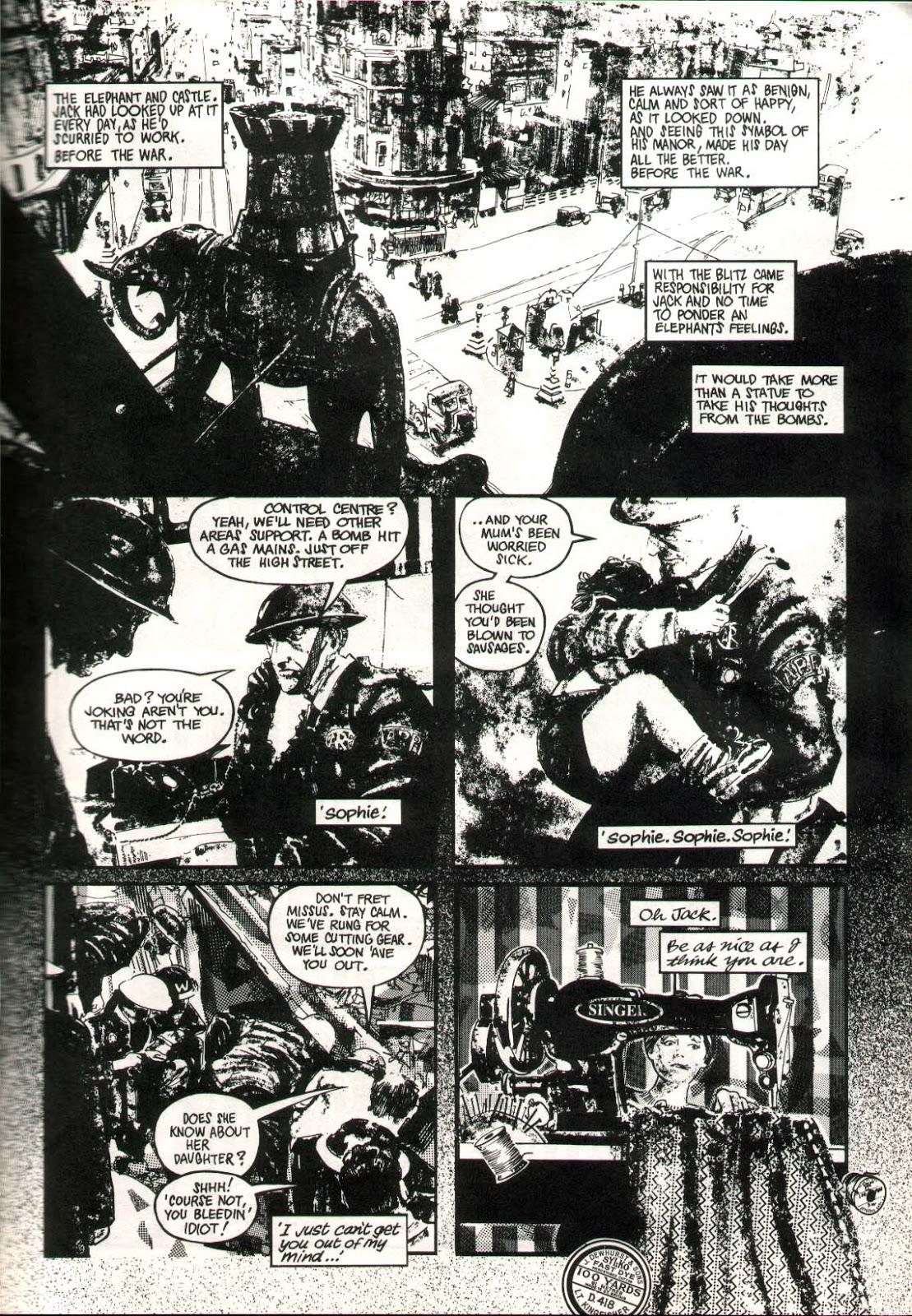 London's Dark graphic novel review