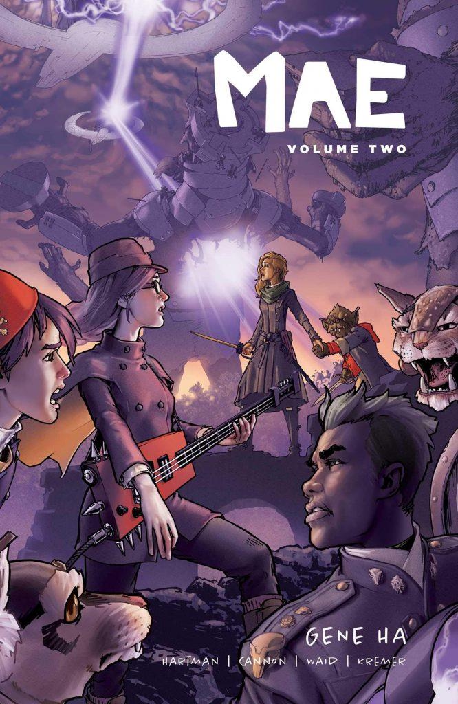 Mae Volume Two