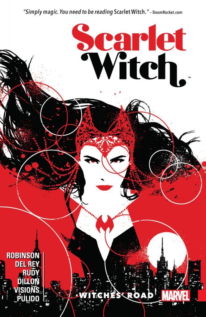 Scarlet Witch: Witches' Road