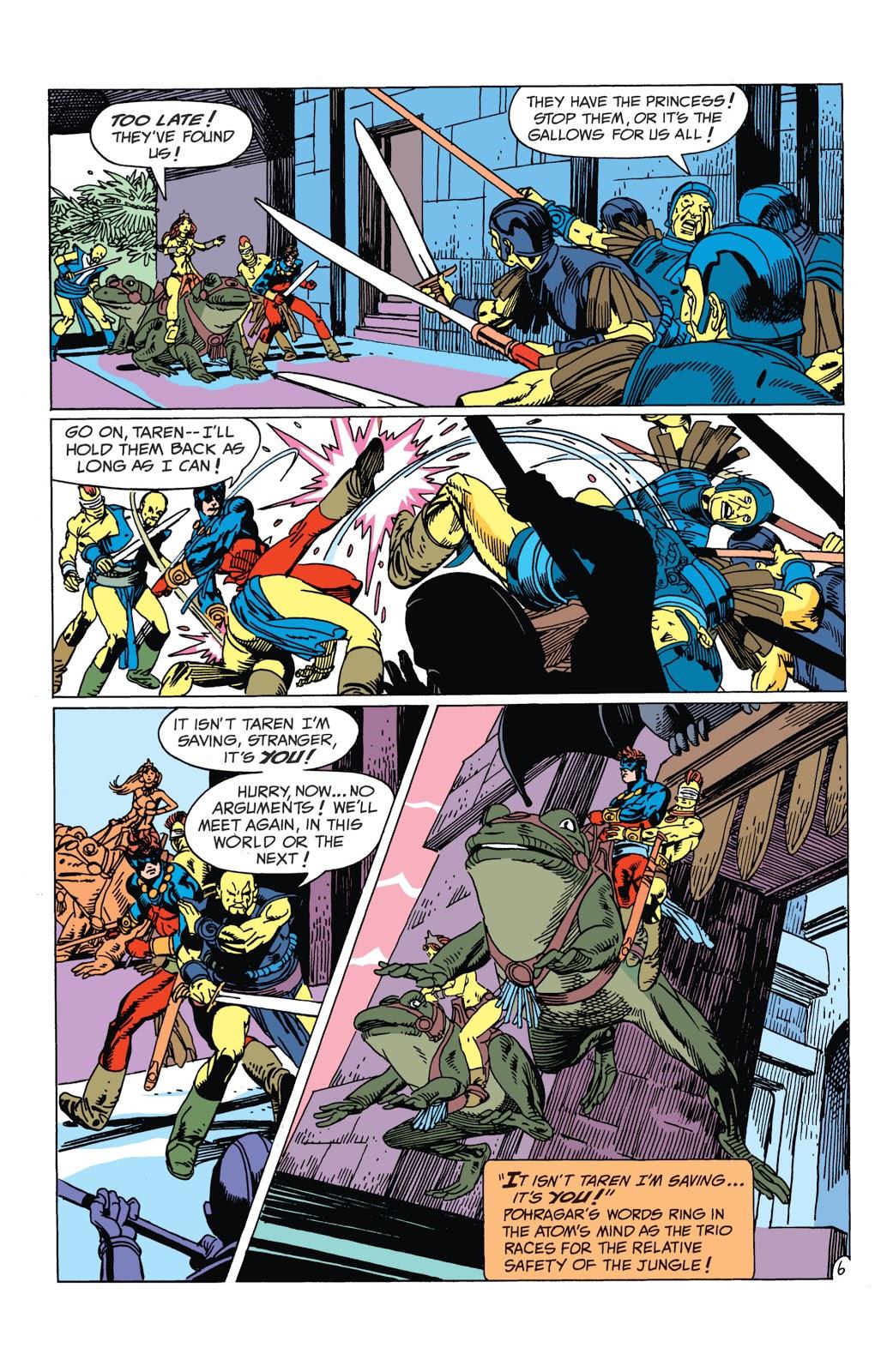 Sword of the Atom review