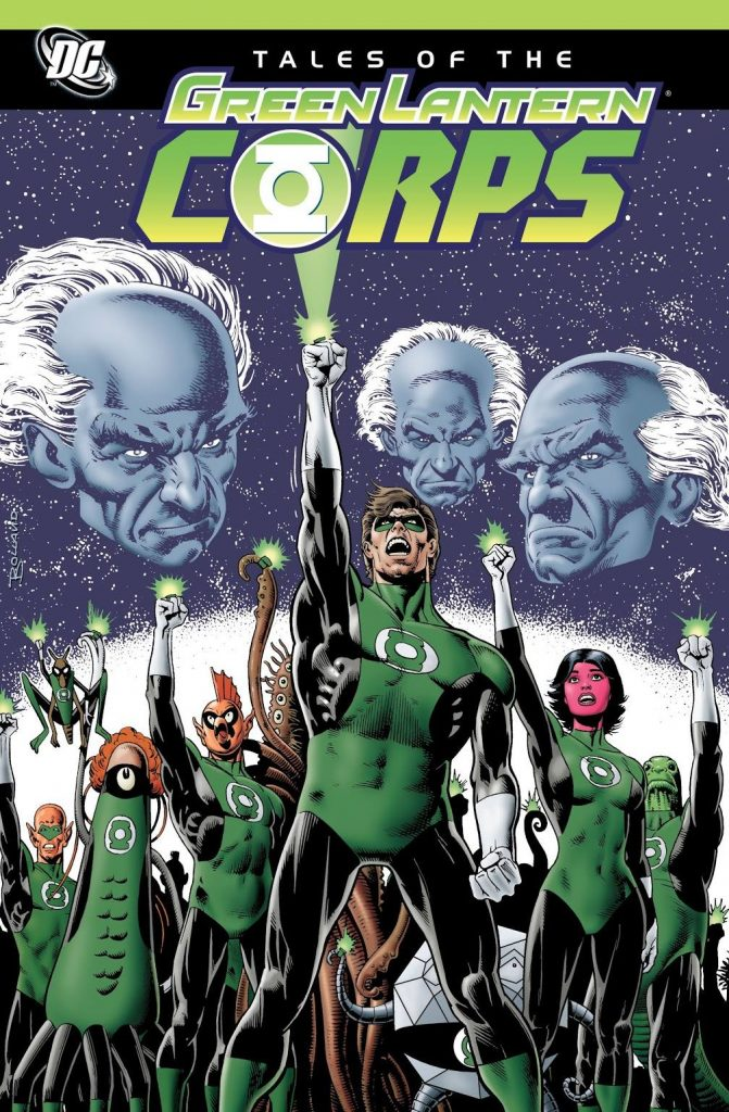 Tales of the Green Lantern Corps Volume 1