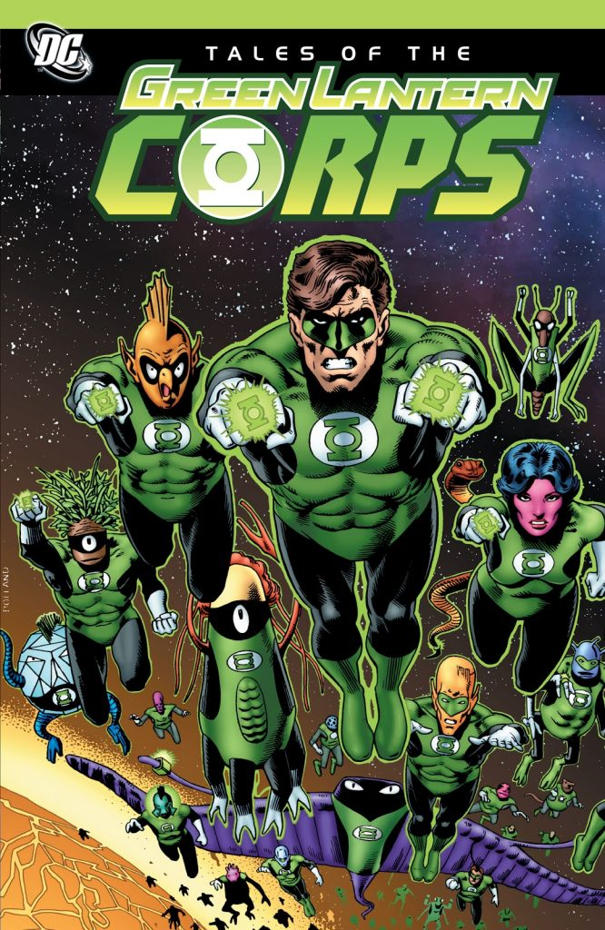 Tales of the Green Lantern Corps Volume 2
