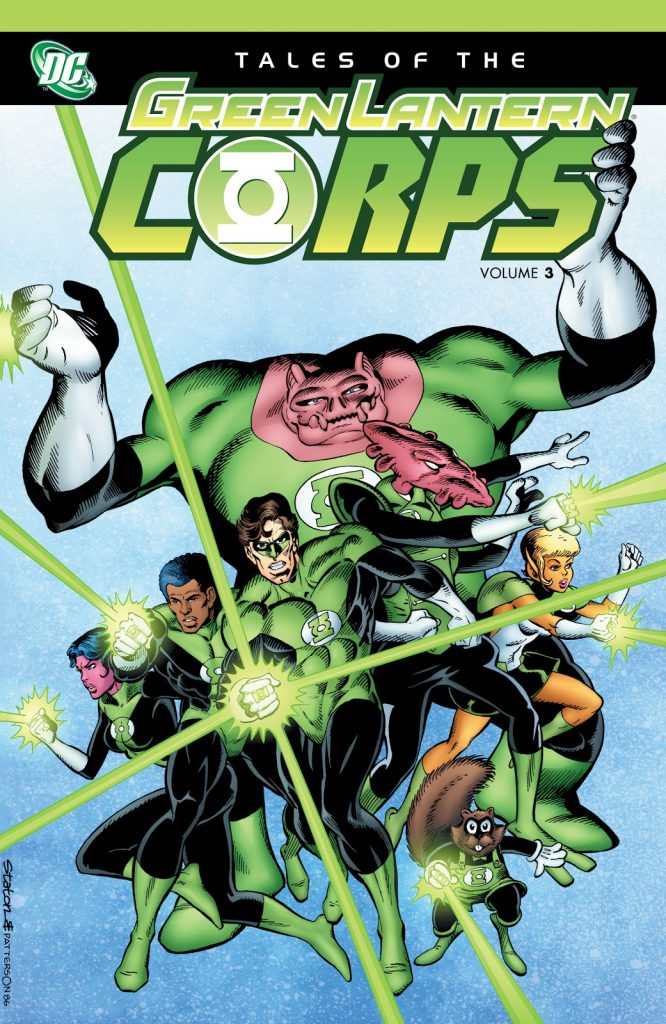 Tales of the Green Lantern Corps Volume 3