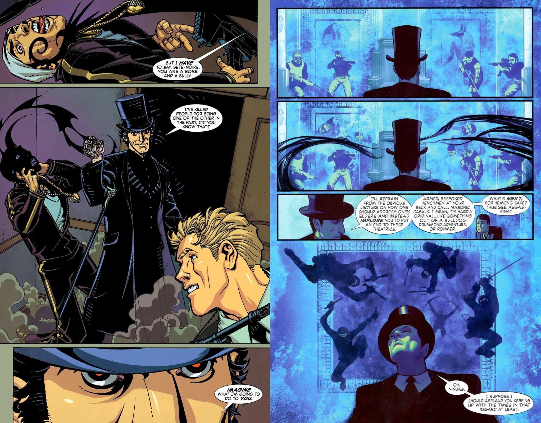 The Shade graphic novel review