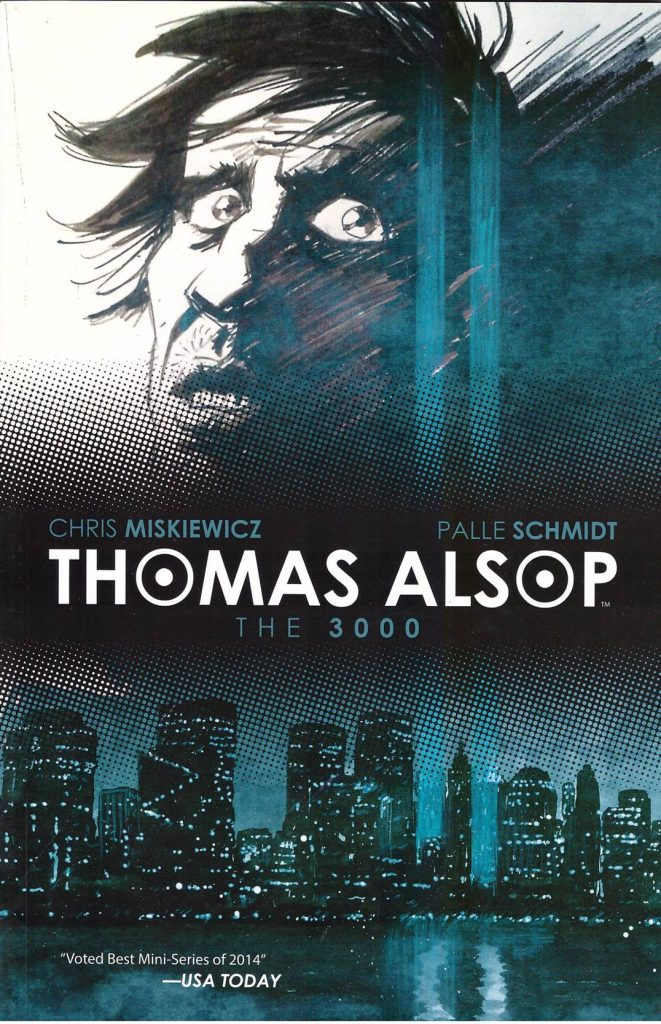 Thomas Alsop: The 3000
