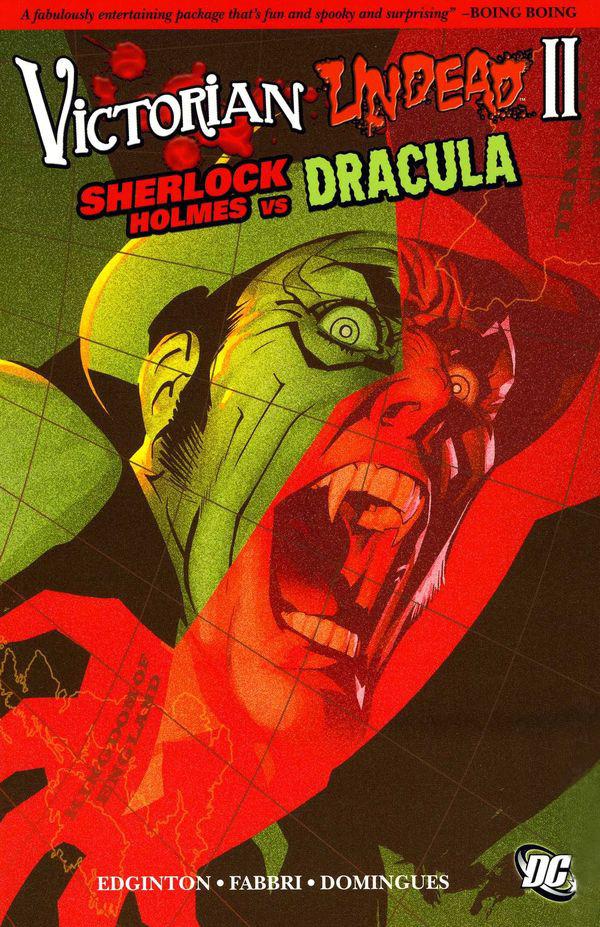 Victorian Undead II: Sherlock Holmes vs Dracula