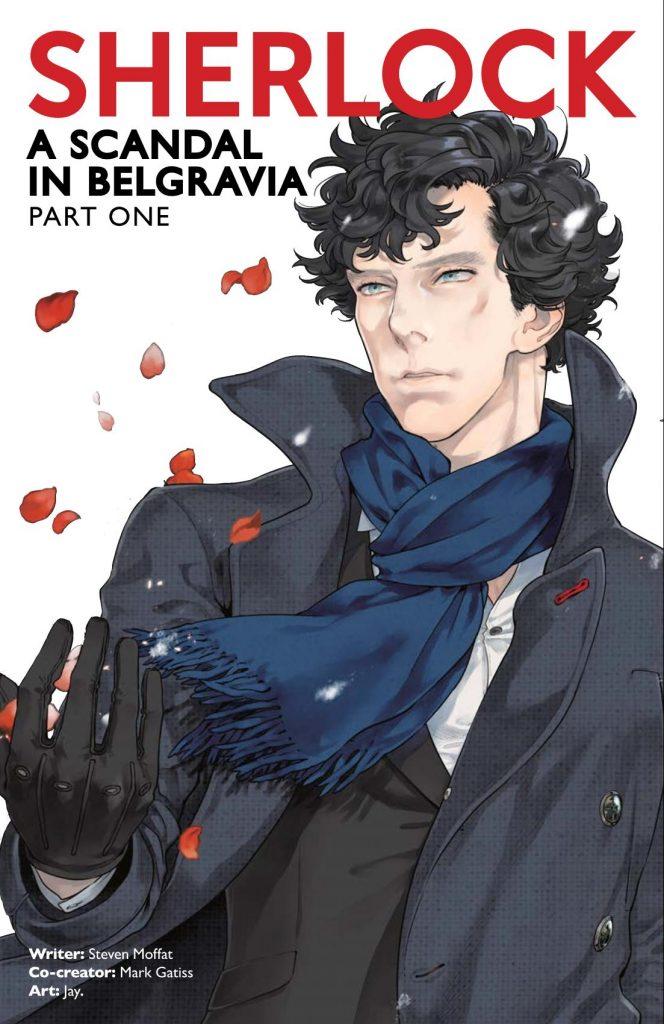 Sherlock: A Scandal in Belgravia Vol. 1
