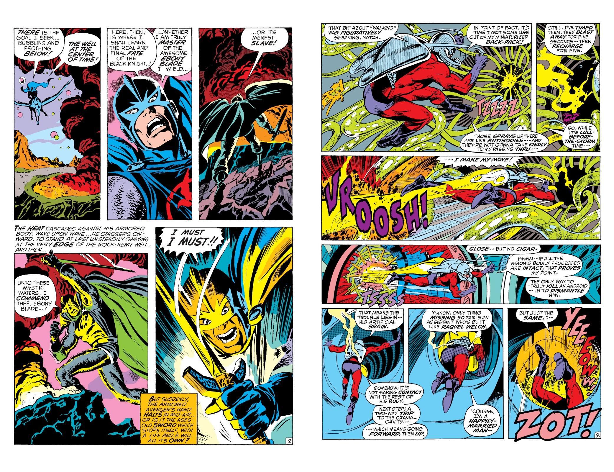Avengers This Beachhead Earth review