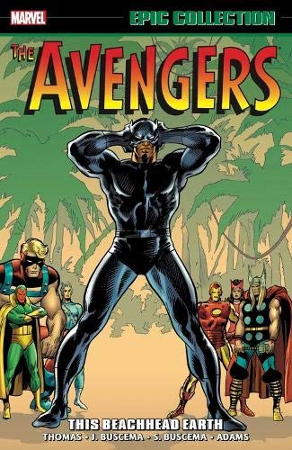 Marvel Epic Collection: The Avengers – This Beachhead Earth