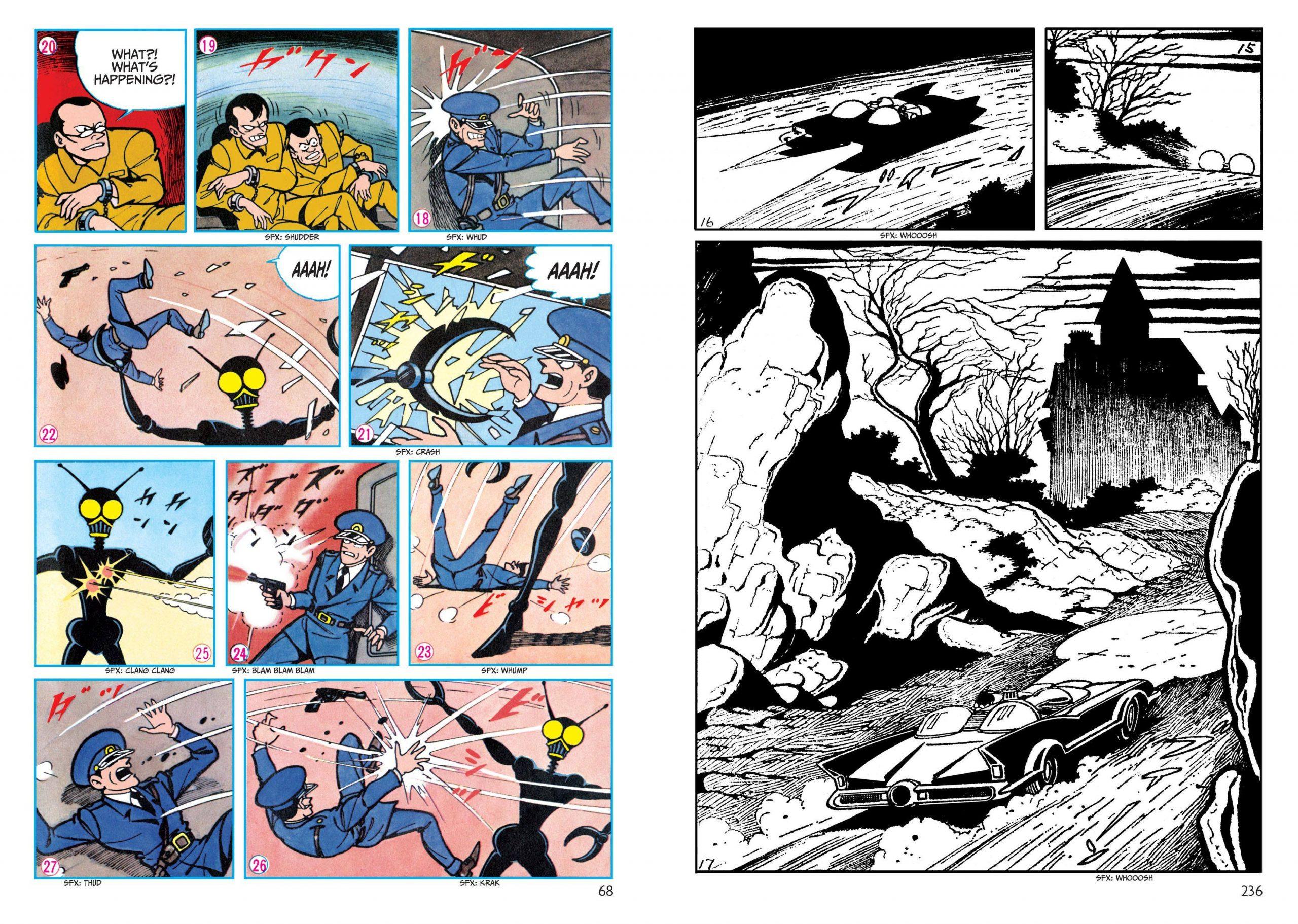 Batman - The Jiro Kuwata Batmanga V3 review