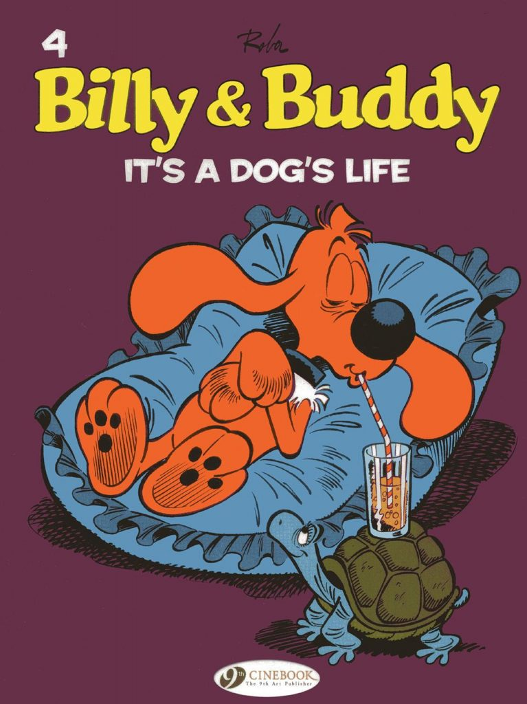 Billy & Buddy 4: It's a Dog's Life