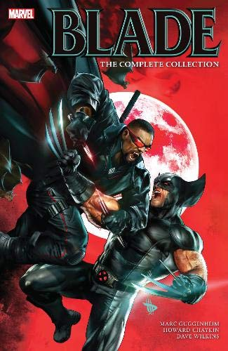 Blade: The Complete Collection