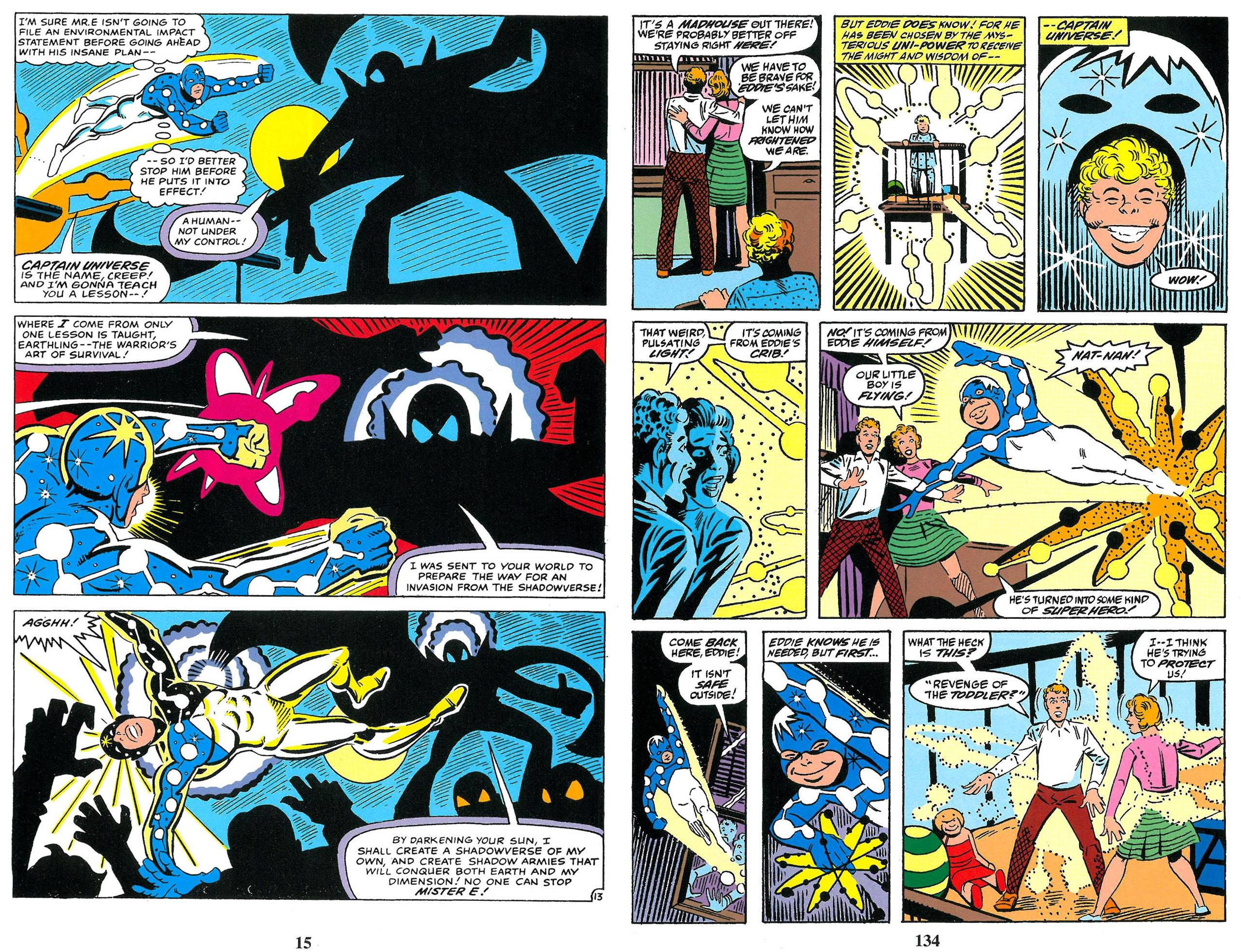 Captain Universe Power Unimaginable review