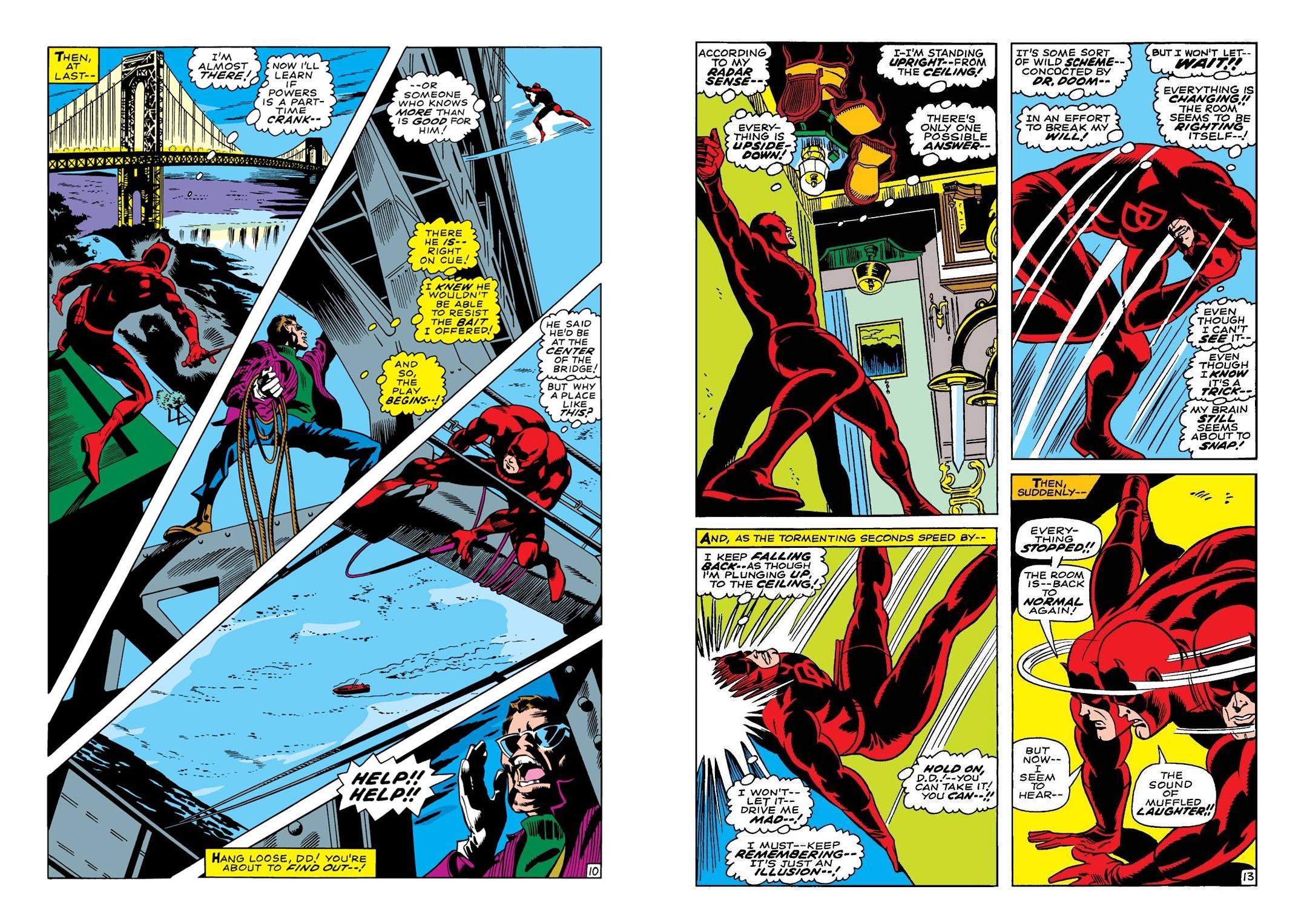 Daredevil Masterworks V14 review
