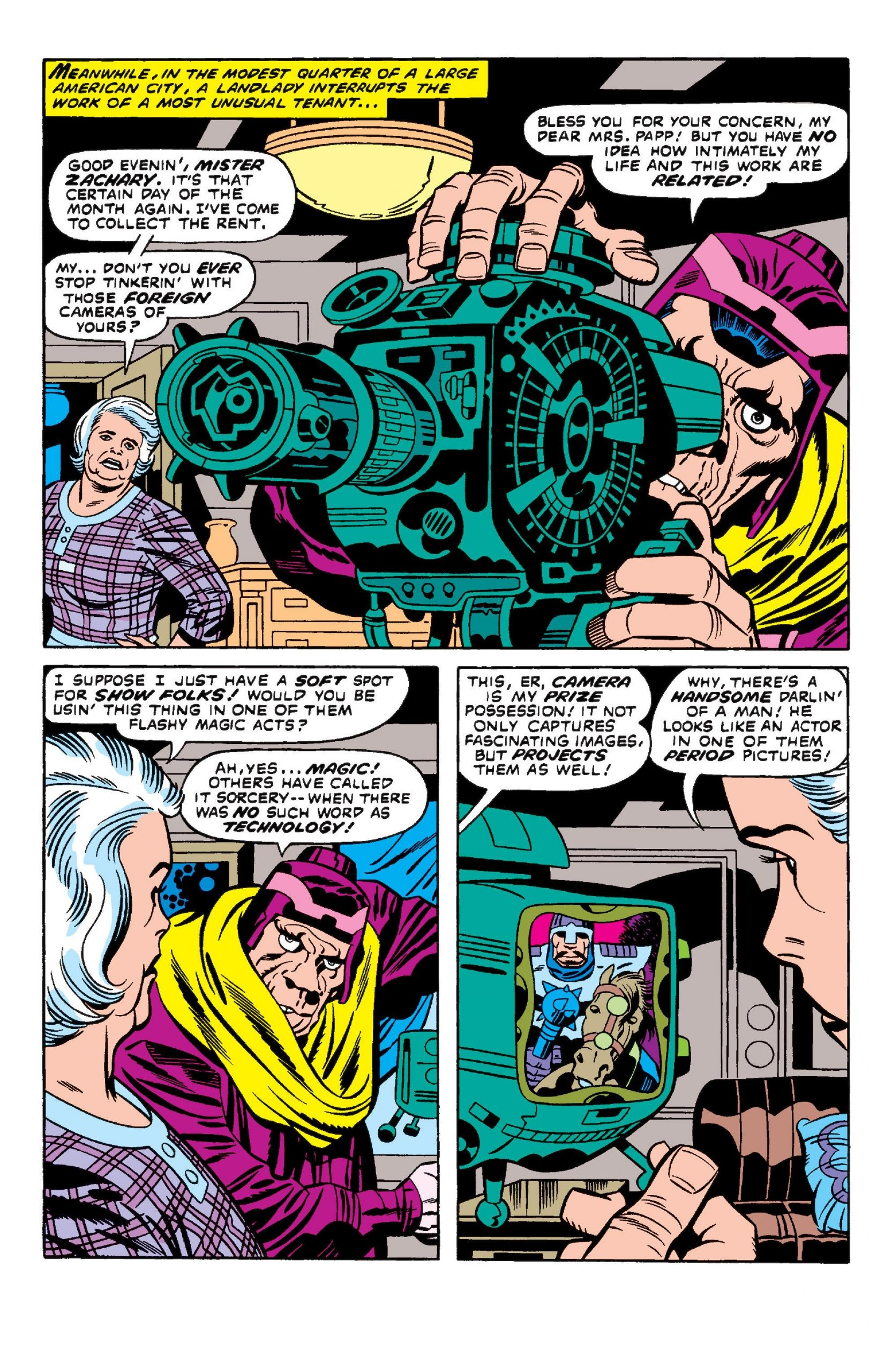 The Eternals by Jack Kirby V2 review
