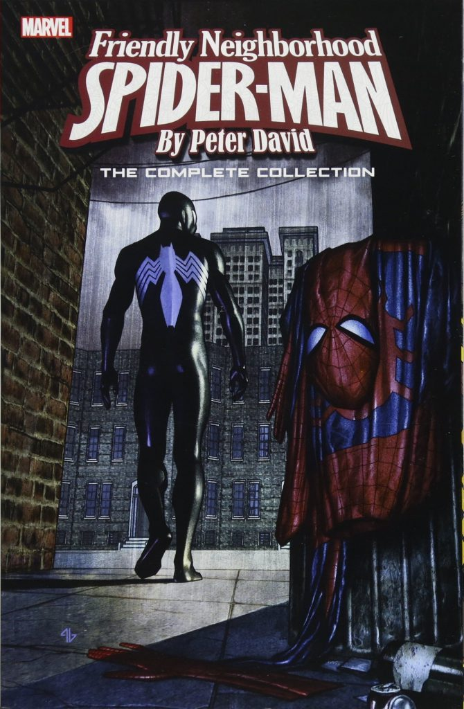Friendly Neighborhood Spider-Man by Peter David: The Complete Collection
