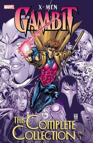 Gambit: The Complete Collection Vol. 1