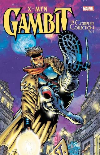 Gambit: The Complete Collection Vol. 2