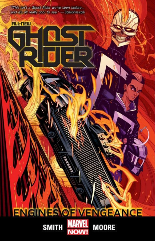 All-New Ghost Rider: Engines of Vengeance