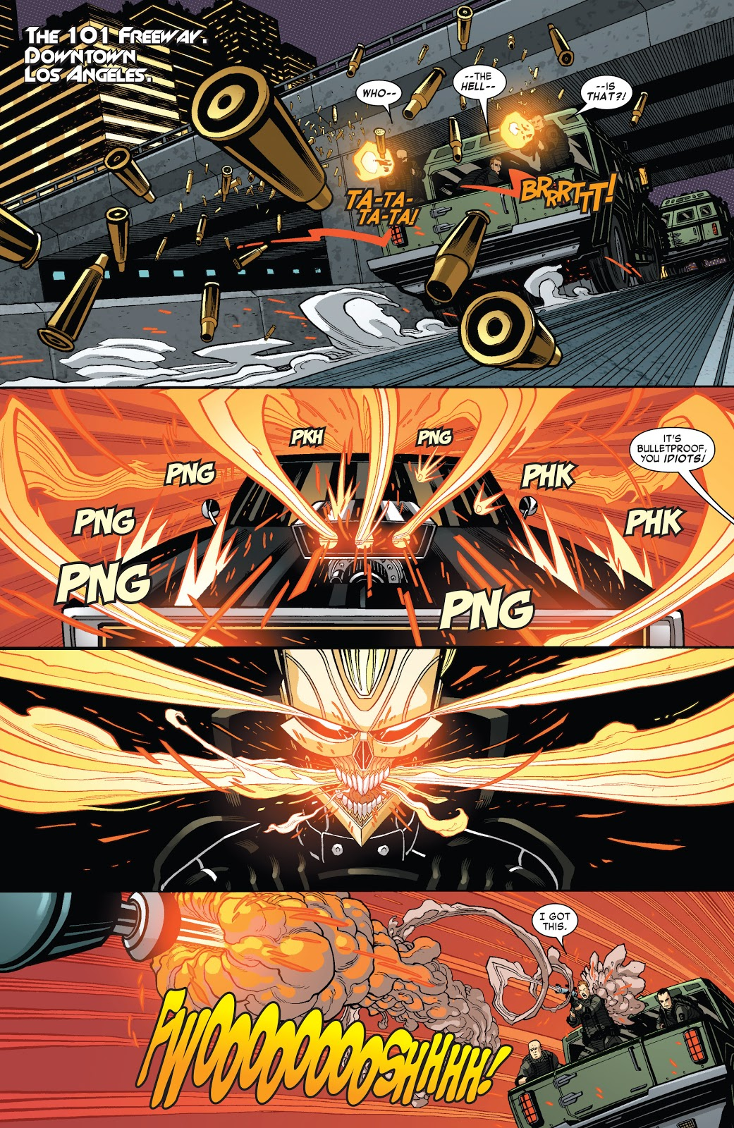 Ghost Rider Engines of Vengeance review