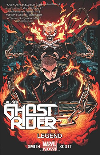 All-New Ghost Rider: Legend