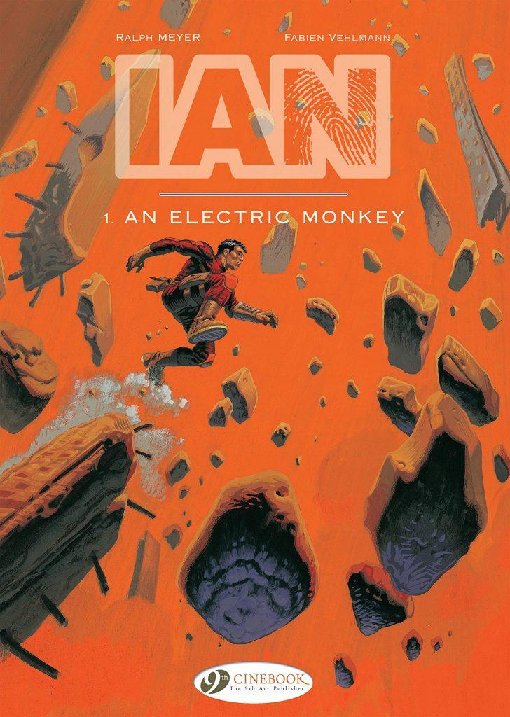 Ian 1: An Electric Monkey