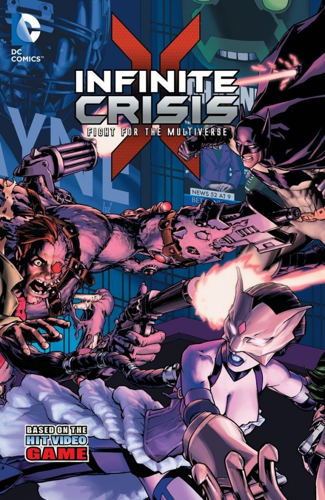 Infinite Crisis: Fight for the Multiverse Volume 1