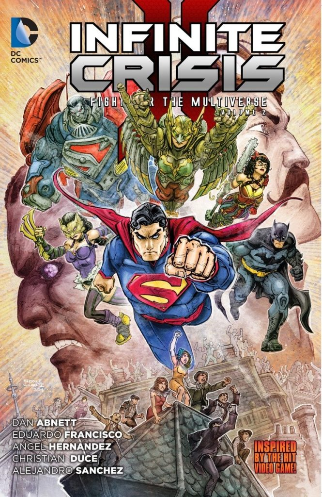 Infinite Crisis: Fight for the Multiverse Volume 2