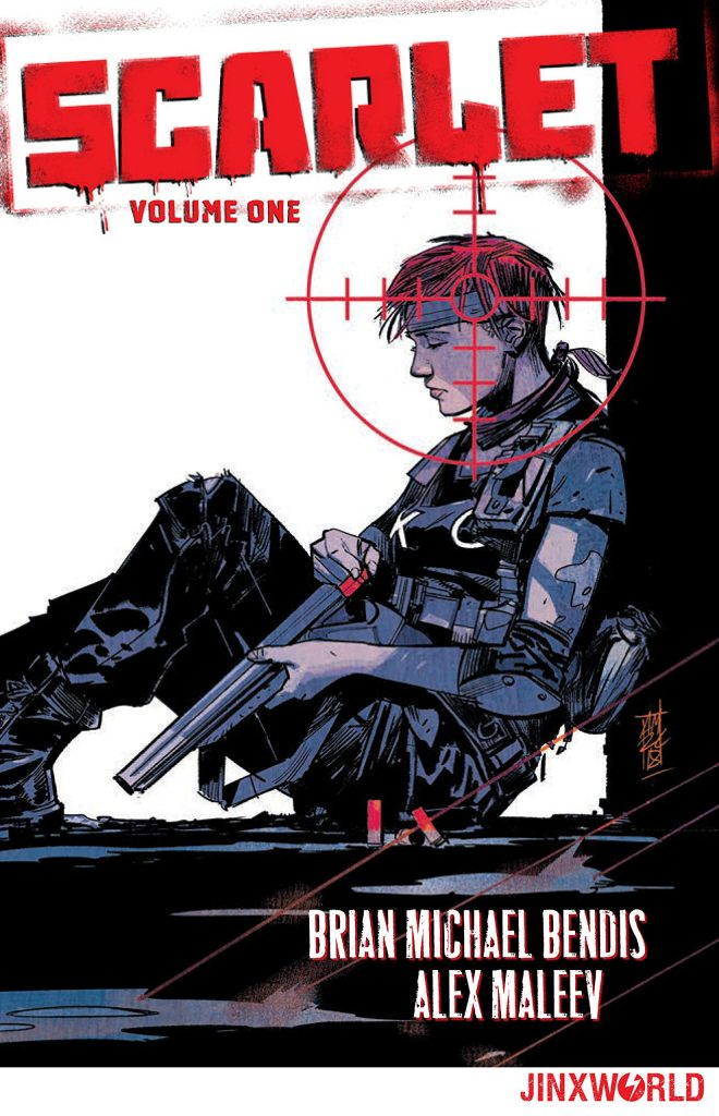 Scarlet Volume One