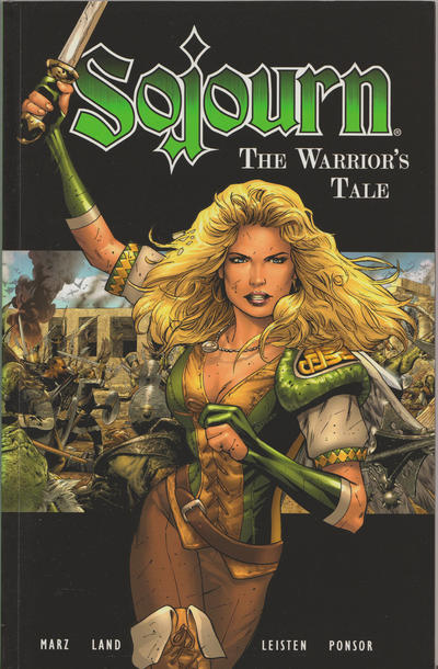 Sojourn Vol. 3: The Warrior's Tale